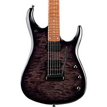 Open BoxErnie Ball Music Man John Petrucci JP15 Quilt Maple Top Electric Guitar