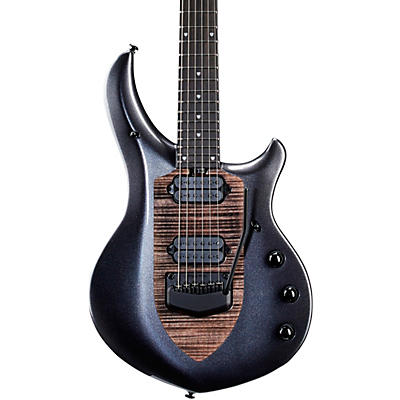 Ernie Ball Music Man John Petrucci Majesty 6 Black Hardware Electric Guitar