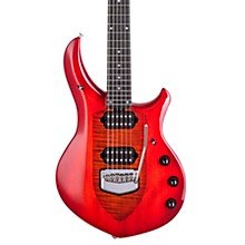 John Petrucci Majesty 6 Electric Guitar Red Sunrise