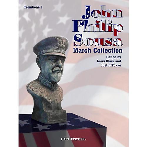 Carl Fischer John Philip Sousa March Collection - Trombone 1