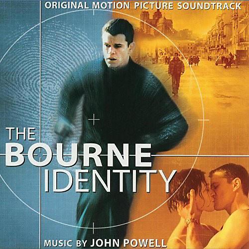 Alliance John Powell - Bourne Identity (Score) (Original Soundtrack)