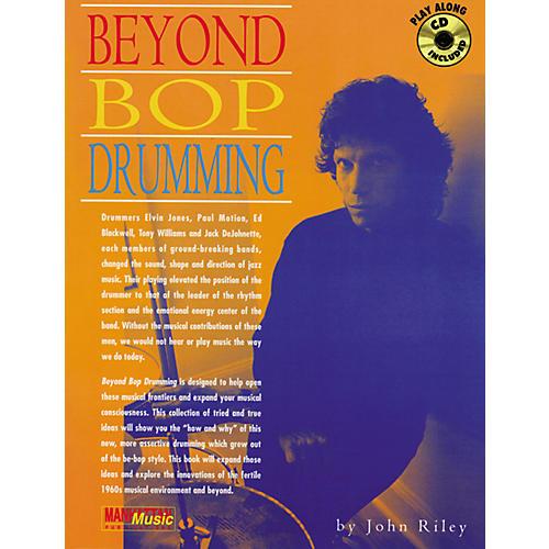 Alfred John Riley Beyond Bop Drumming (Book/CD)