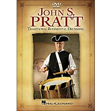 "Hal Leonard John S. Pratt - ""Traditional"" Rudimental Drumming (DVD)"