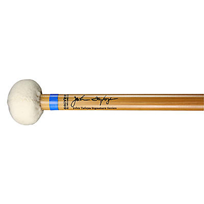 Grover Pro John Tafoya Signature Staccato Timpani Mallet with Bamboo Shaft (Pair)