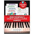 Willis Music John Thompson's Easiest Piano Course Complete boxed Set (Books 1 - 4 with CD's) thumbnail