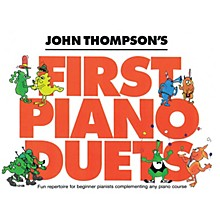 Willis Music John Thompson's First Piano Duets Willis Series Book by Various (Level Elem)
