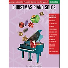 Willis Music John Thompson's Modern Course for Piano - Christmas Piano Solos Fourth Grade