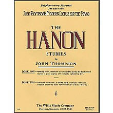 Willis Music John Thompson's Modern Course for The Piano Hanon Studies Book One