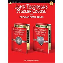 Hal Leonard John Thompson's Modern Course plus Popular Piano Solos Book/CD
