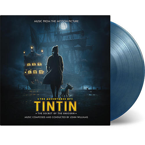 Alliance John Williams - Adventures Of Tintin: The Secret Of The Unicorn (Original Soundtrack)