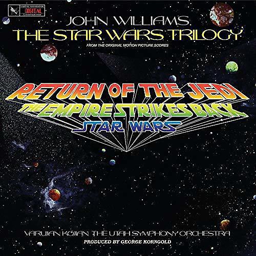 Alliance John Williams - Star Wars Trilogy (Utah Symphony Orchestra) (Original Soundtrack)