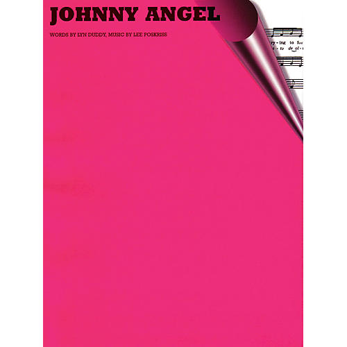 Music Sales Johnny Angel Music Sales America Series