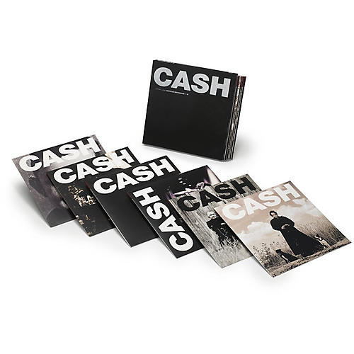 Alliance Johnny Cash - American Recordings Vinyl Box Set