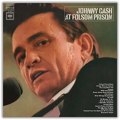 Johnny Cash - At Folsom Prison [LP]
