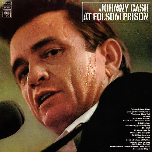 Alliance Johnny Cash - At Folsom Prison