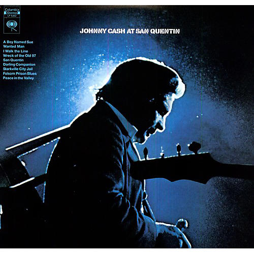 Alliance Johnny Cash - At San Quentin