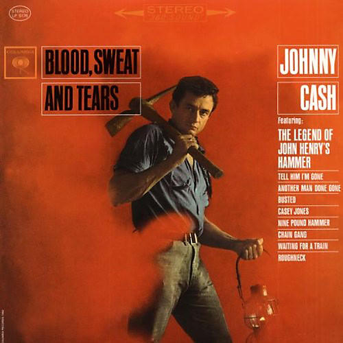 Alliance Johnny Cash - Blood, Sweat and Tears