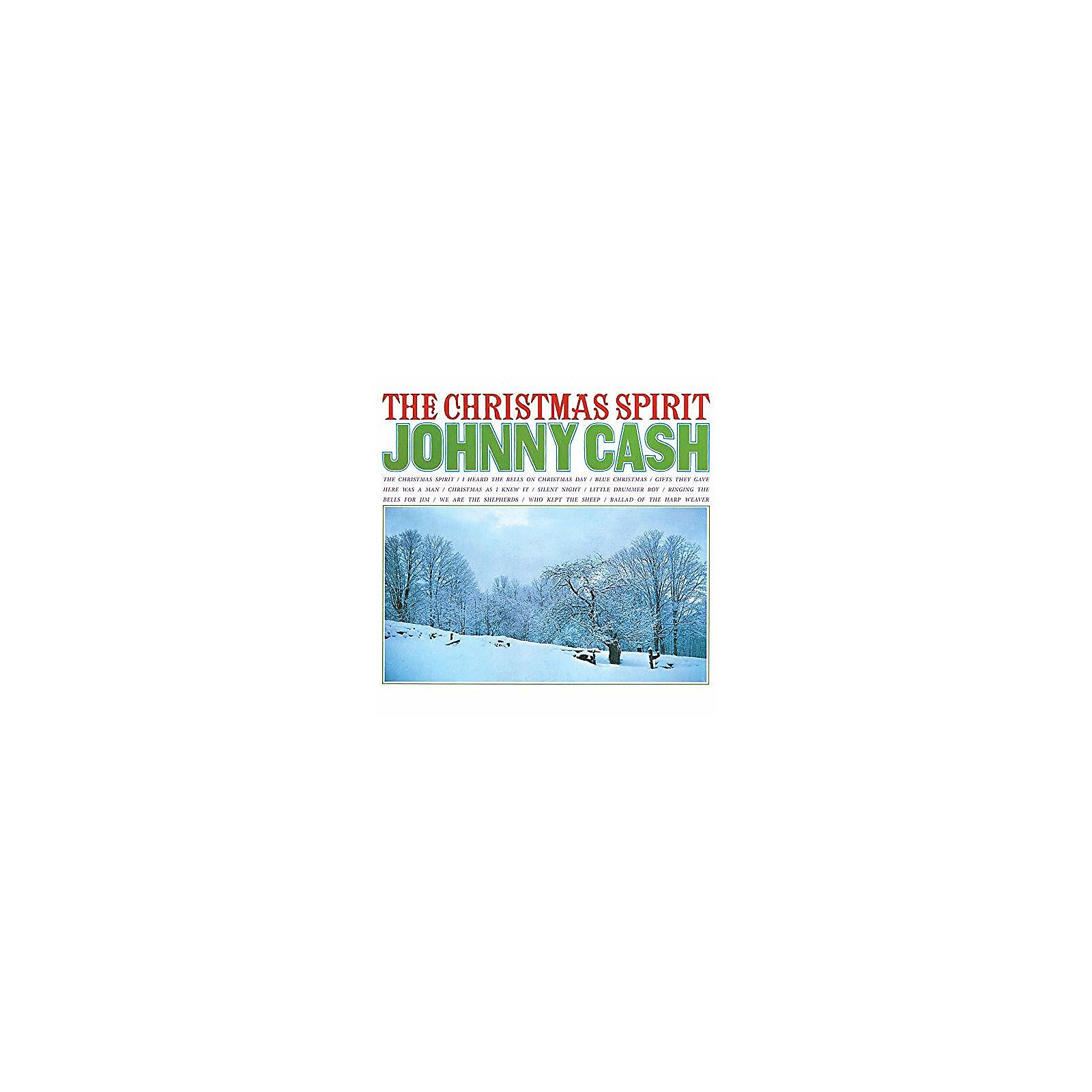Alliance Johnny Cash - Christmas Spirit