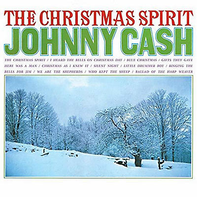 Johnny Cash - Christmas Spirit