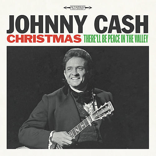 Alliance Johnny Cash - Christmas: There'll Be Peace In The Valley