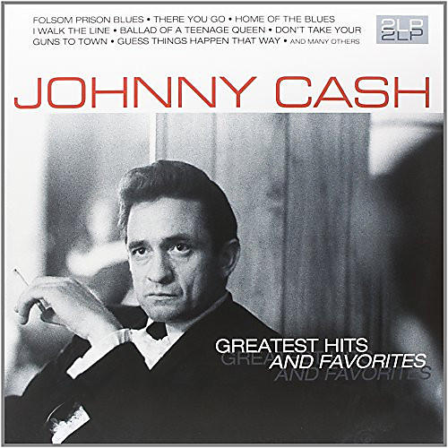 Alliance Johnny Cash - Greatest Hits & Favorites