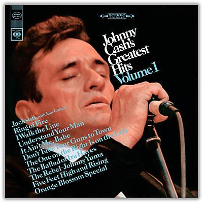 Johnny Cash - Greatest Hits Vol 1 [LP]