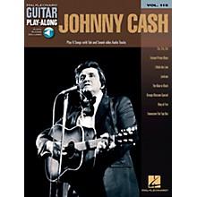 Hal Leonard Johnny Cash - Guitar Play-Along Volume 115 (Book/CD)