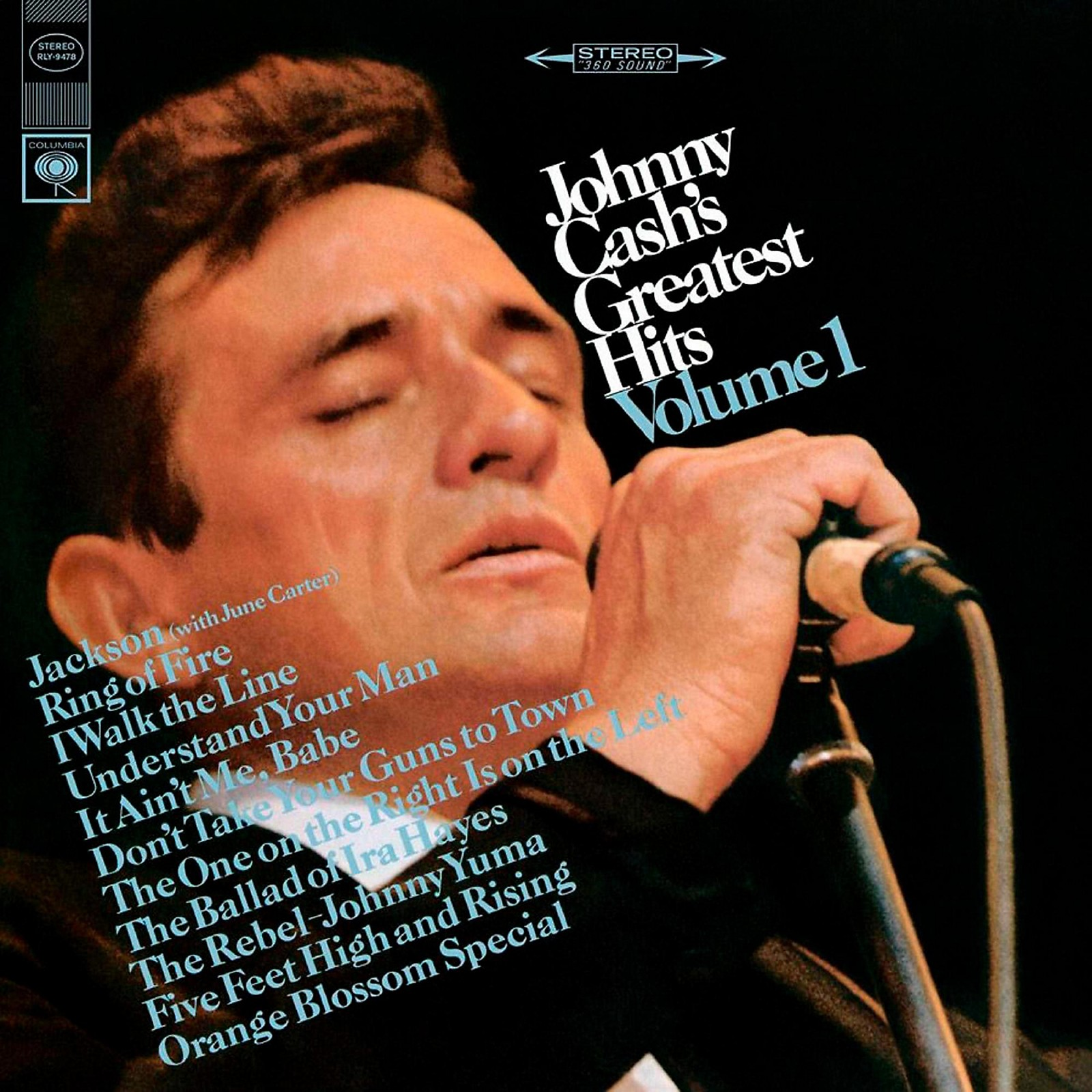 The Orchard Johnny Cash - Johnny Cash's Greatest Hits LP