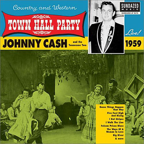 Alliance Johnny Cash - Live at Town Hall Party 1959