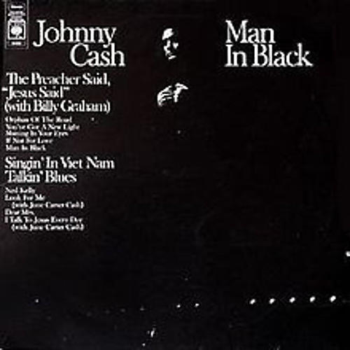 Alliance Johnny Cash - Man in Black