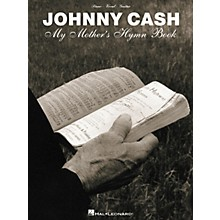 Hal Leonard Johnny Cash - My Mother's Hymn Book Piano/Vocal/Guitar Artist Songbook