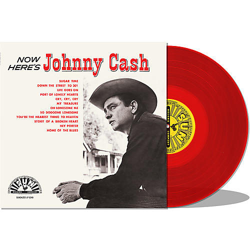 Alliance Johnny Cash - Now Here's Johnny Cash