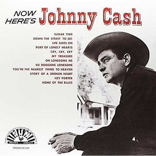 Alliance Johnny Cash - Now Here's Johnny