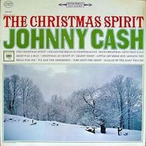 Alliance Johnny Cash - The Christmas Spirit