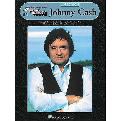 Hal Leonard Johnny Cash 2nd Edition E-Z Play 55