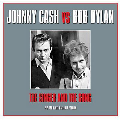 Johnny Cash & Bob Dylan - Singer & the Song