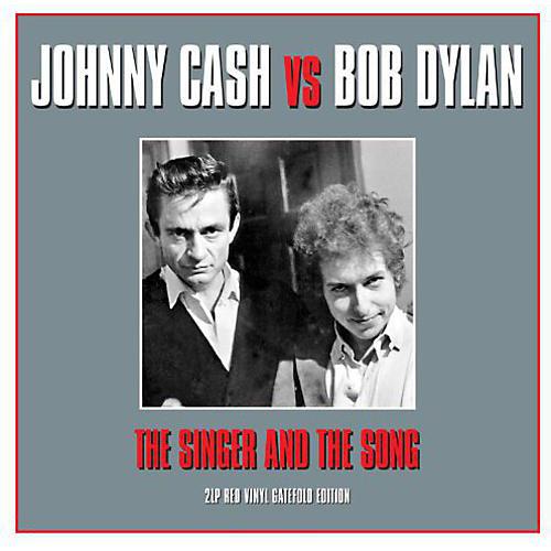 Alliance Johnny Cash & Bob Dylan - Singer & the Song