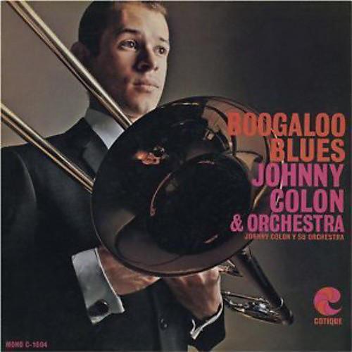 Alliance Johnny Colon - Boogaloo Blues