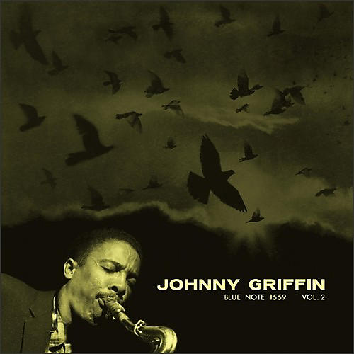 Alliance Johnny Griffin - Vol 2 Blowin' Session