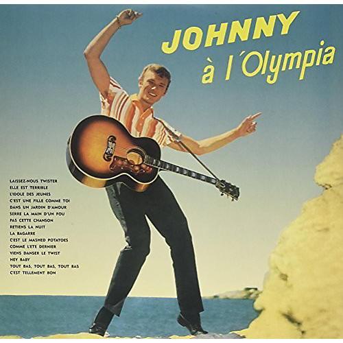 Alliance Johnny Hallyday - A L'olympia