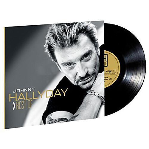 Alliance Johnny Hallyday - Best Of Vinyle