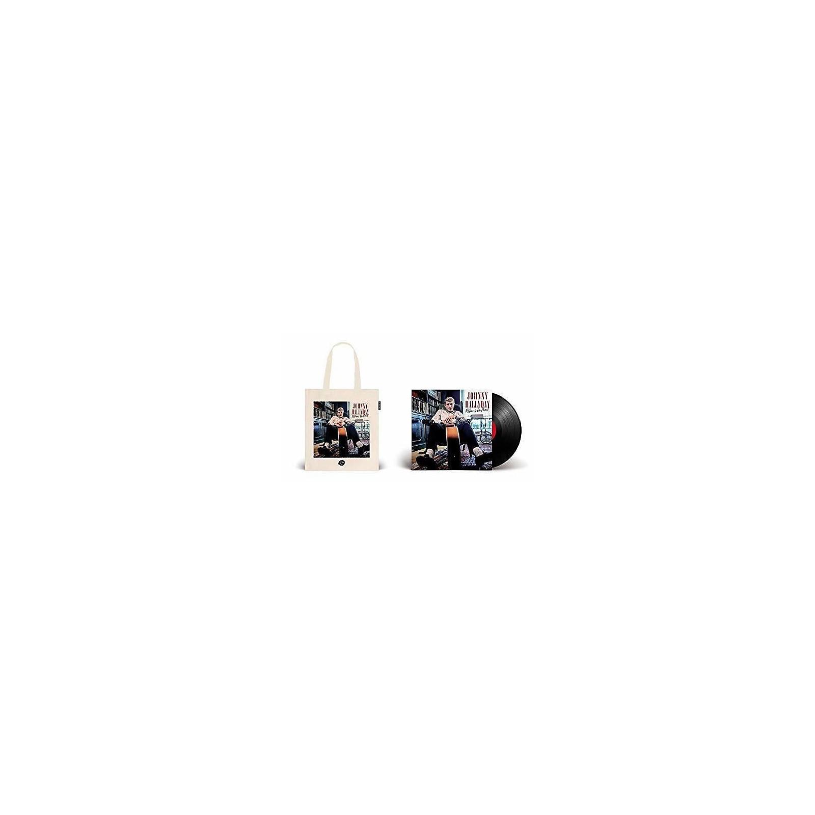 Alliance Johnny Hallyday - Retiens La Nuit (+Totebag)