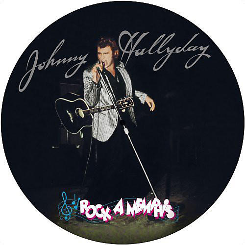 Alliance Johnny Hallyday - Rock a Memphis