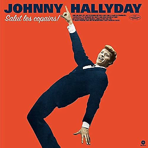 Alliance Johnny Hallyday - Salut Les Copains