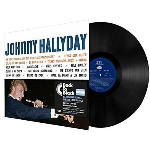Alliance Johnny Hallyday - Sings America's Rockin