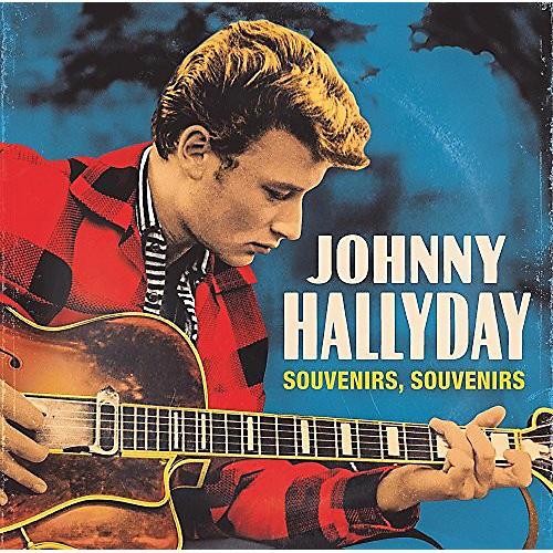 Alliance Johnny Hallyday - Souvenirs Souvenirs