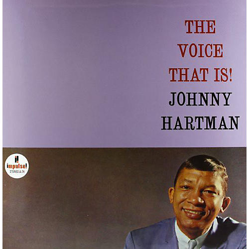 Alliance Johnny Hartman - Voice That Is