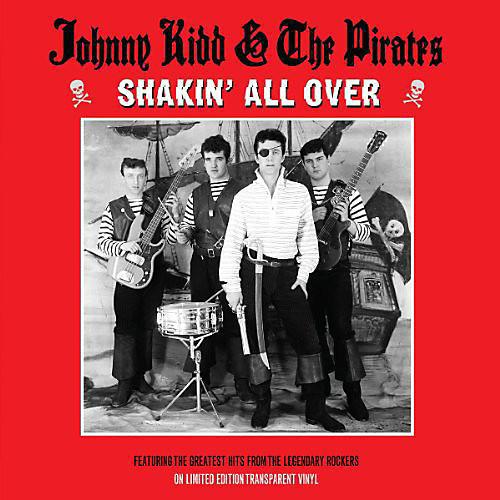Alliance Johnny Kidd - Shakin All Over You