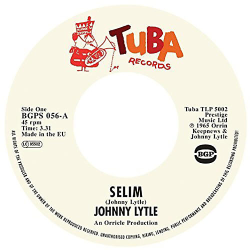Alliance Johnny Lytle - Selim / Man