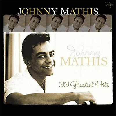 Johnny Mathis - 33 Greatest Hits